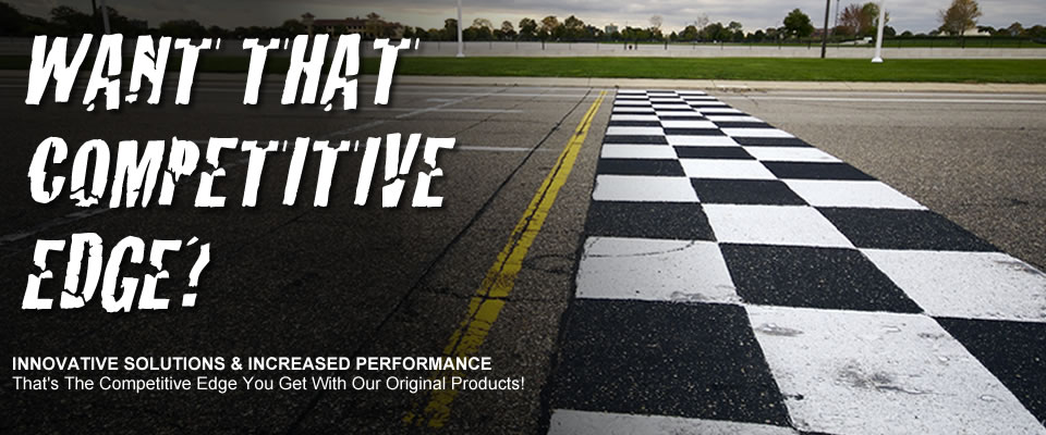 Sharpen Your Competitive Edge with DRP Performance Products