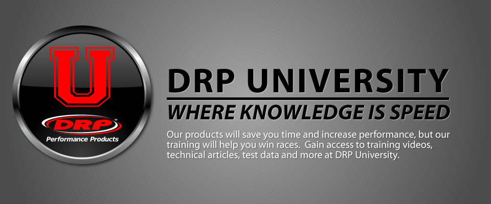 DRP University | Where Knowledge Is Speed