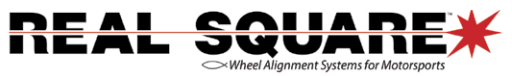 Real Square - Wheel Alignment Systems for Motorsports
