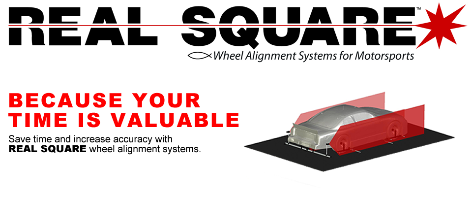 Accuracy and Speed | DRP Real Square Laser AlignmentTechnology